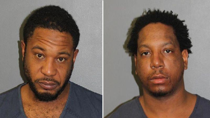 Marijuana theft suspects.