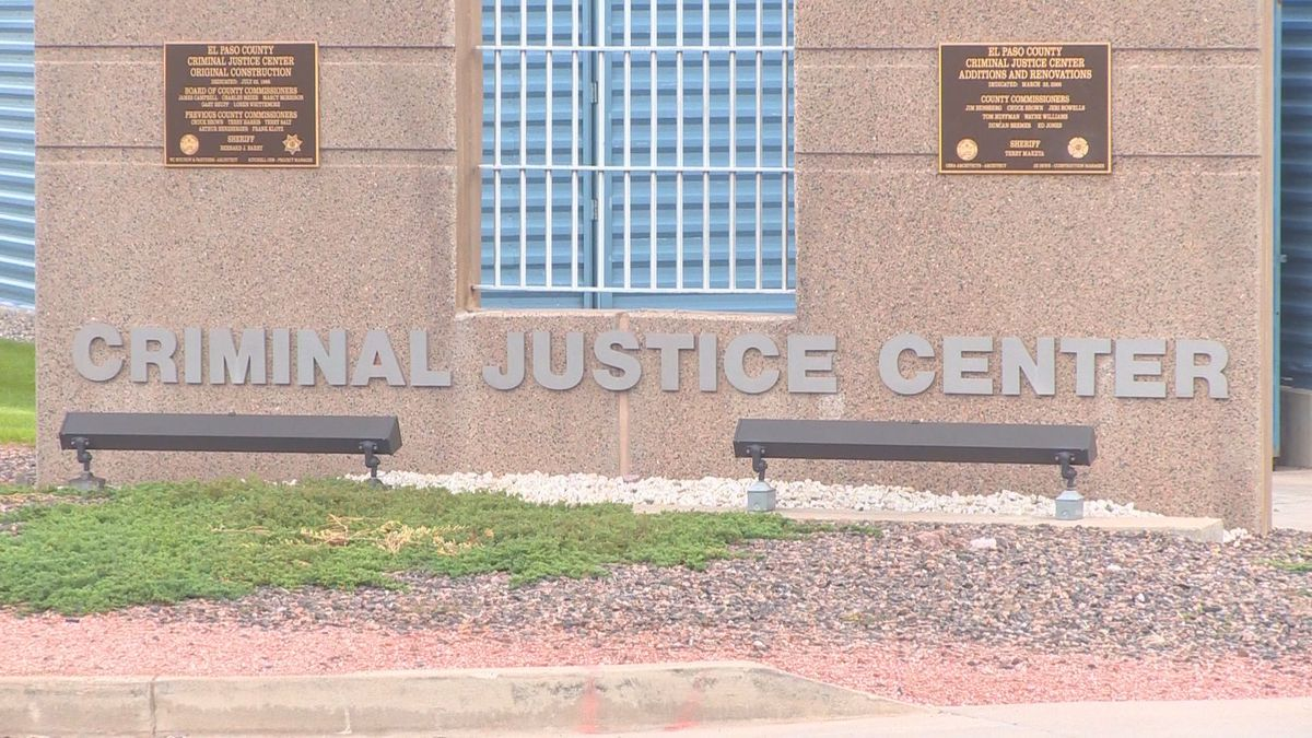 The El Paso County jail was the site of one of Colorado's worst COVID-19 outbreaks in 2020.