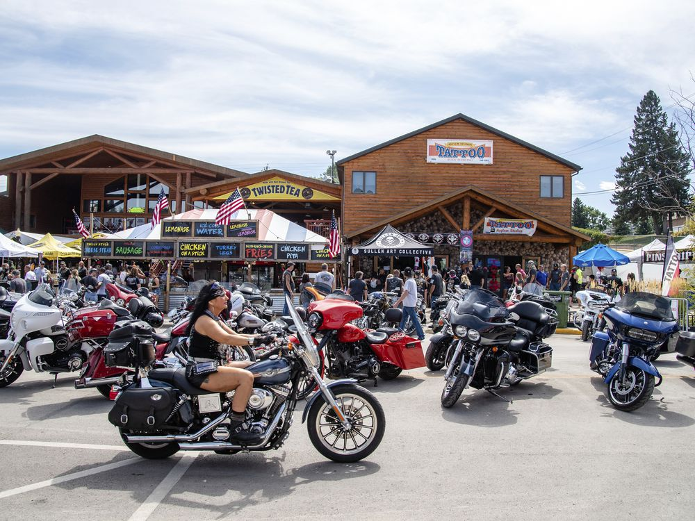 Officials Some Who Went To Huge Sturgis Rally Have Covid 19