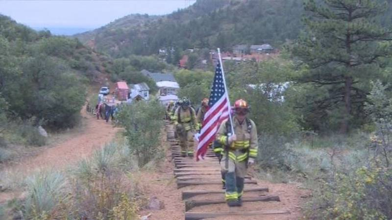 9/11 Firefighter Incline Climb in 2020