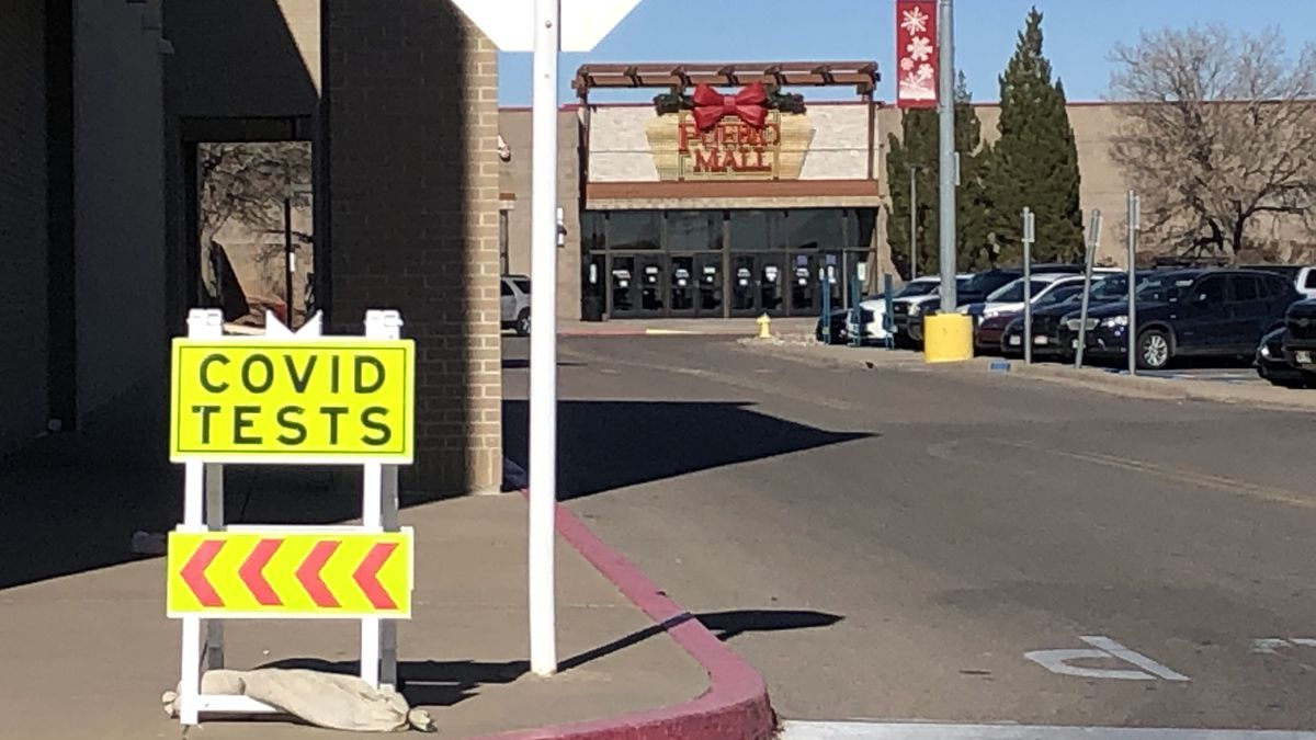 PDPHE has opened up another COVID-19 testing site on the South side of the Pueblo mall.