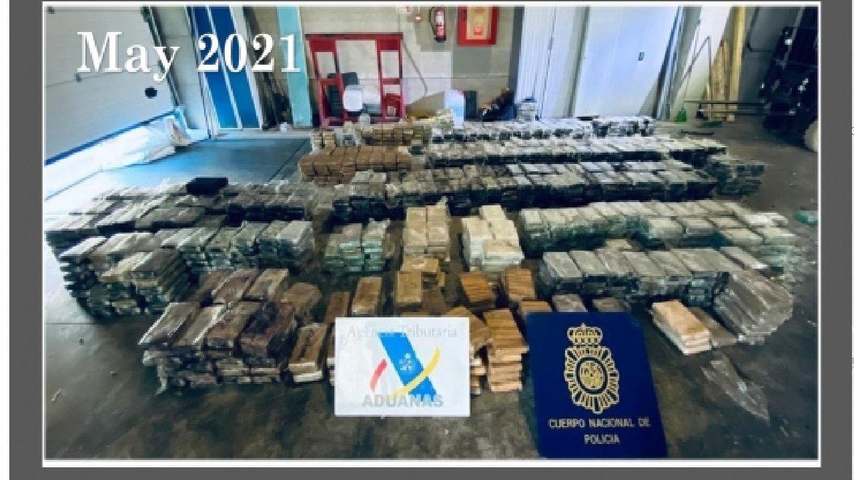 Operation Trojan Shield drug investigation/sting.