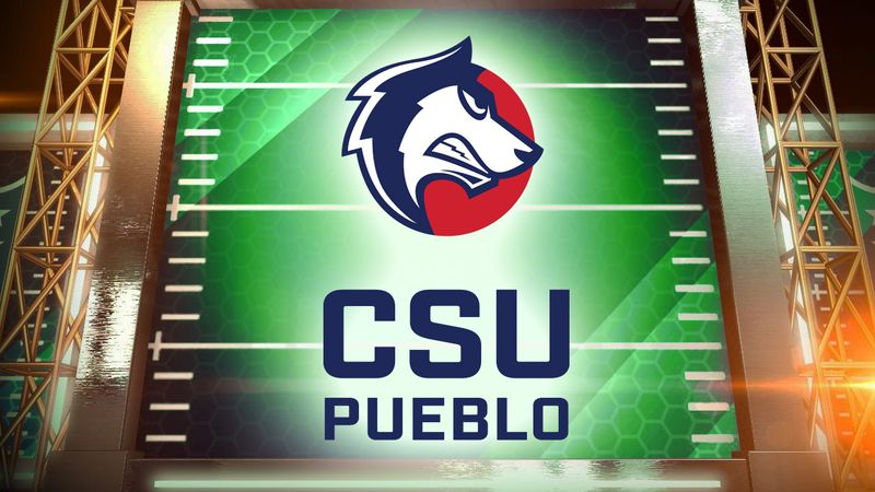 CSU-Pueblo football logo