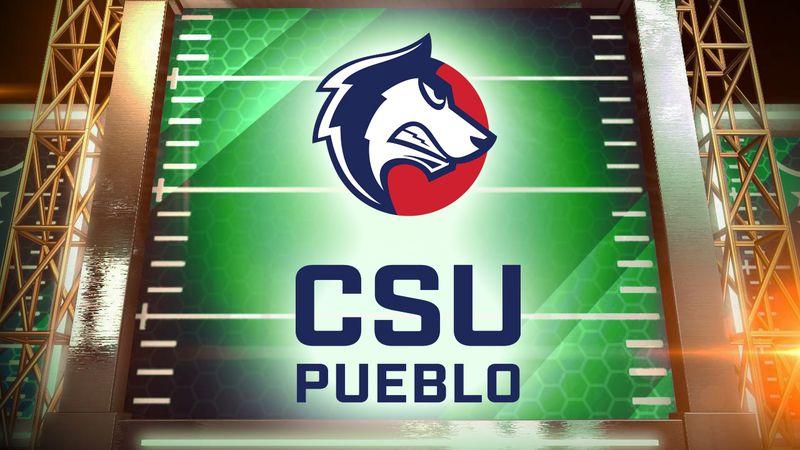 CSU-Pueblo football logo