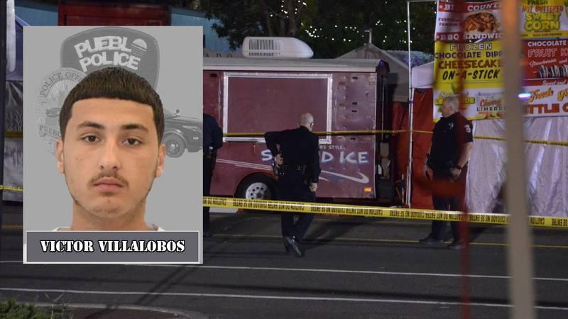Pueblo Police looking for Pueblo police are looking for 18-year-old Victor Villalobos in...