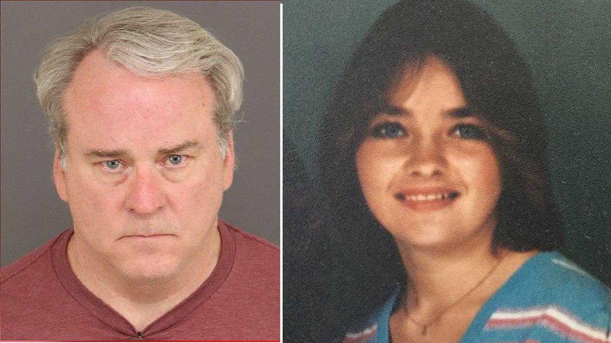 RIGHT: Victim, 20-year-old Darlene Krashoc.  LEFT: Suspect Michael Whyte.  Photos from Colorado...