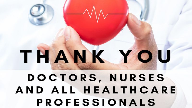 UCHealth has a simple way to thank healthcare heroes.