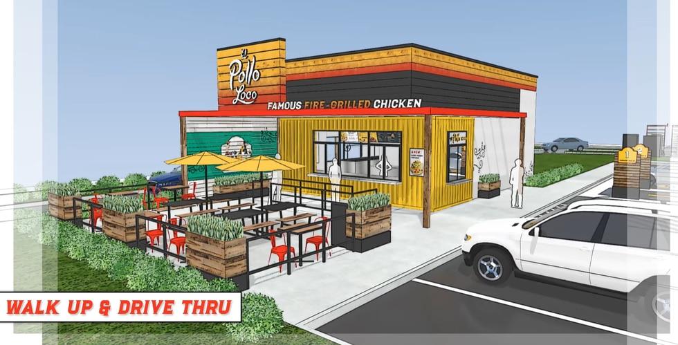 El Pollo Loco plans to open restaurants in Colorado Springs