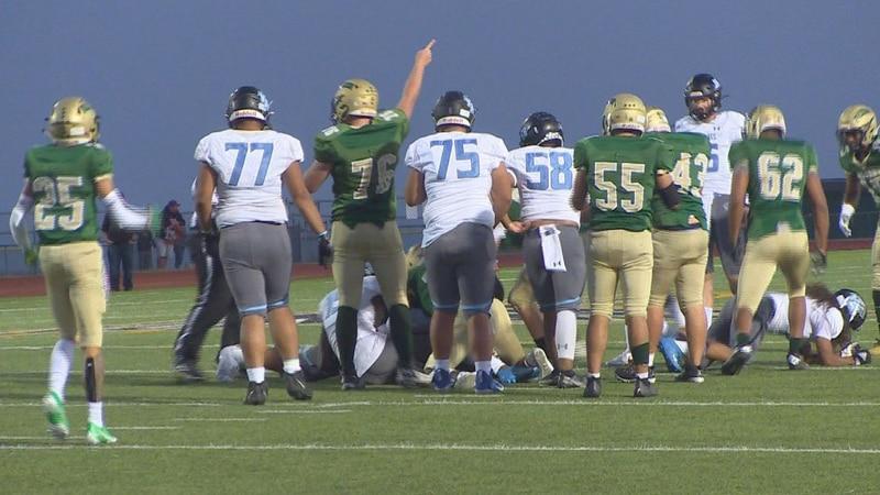 VRHS vs. Falcon in Football 9/17/21