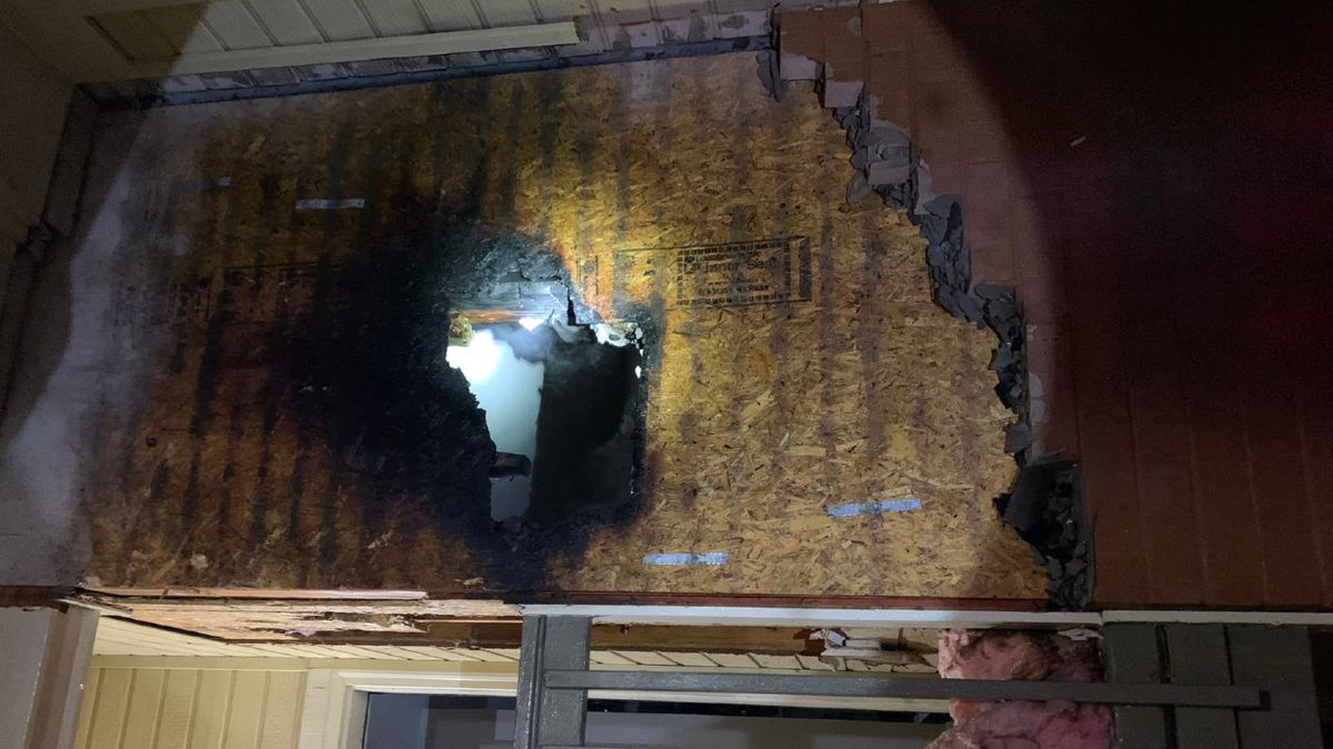 CSFD investigating a fire that happened just before 2 a.m. Saturday at the Hidden Creek...