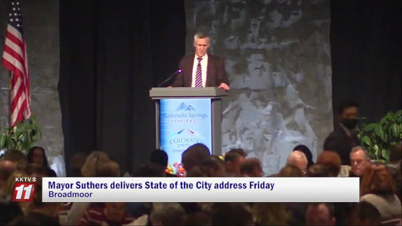 Mayor Suthers State of the City 2021