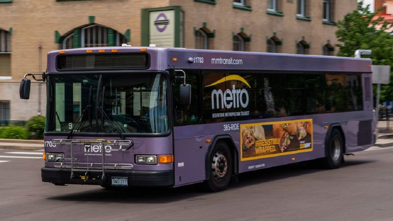 Mountain Metro Bus Service.