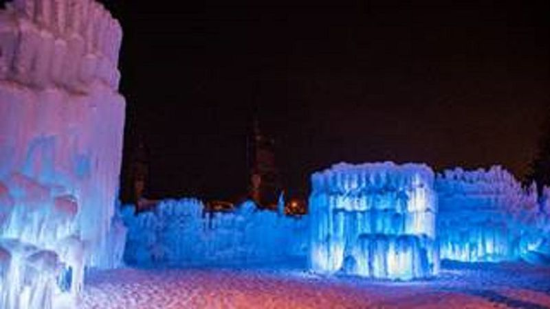 Photo courtesy: Ice Castles Media Relations