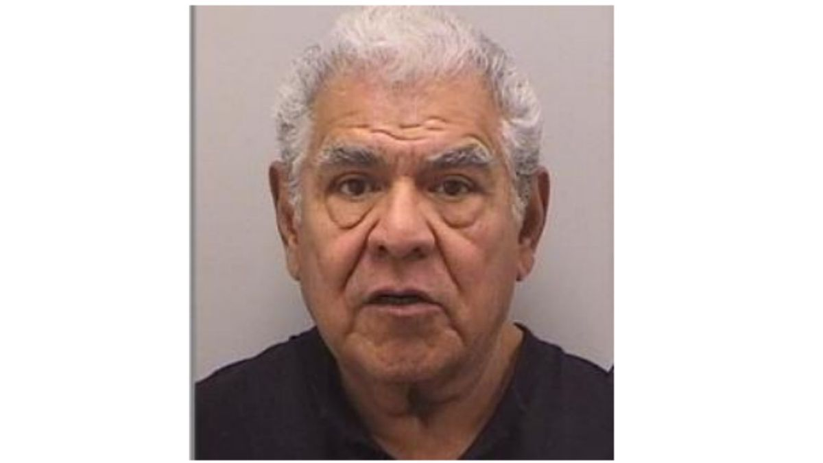 This is a picture of missing 82-year-old Antonio Martinez.