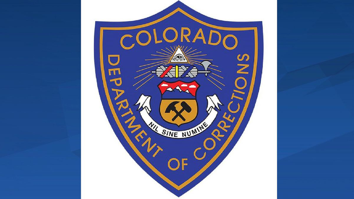 Colorado Dept. of Corrections Logo.