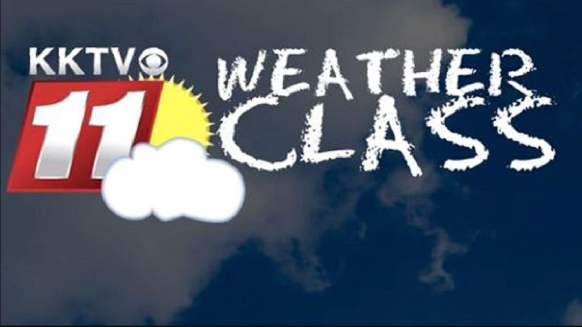 11 News Weather Class
