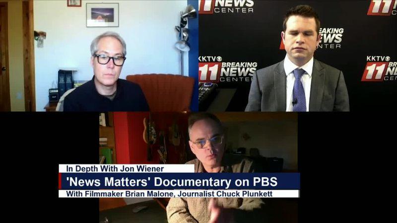11 News digital anchor Jon Wiener goes in-depth with film producer Brian Malone & former Denver...