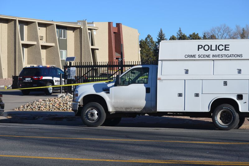Colorado Springs Police responded to a shooting early Saturday morning near S. Circle Dr. and...