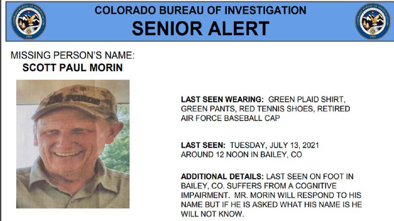 Alert activated 7/15/21 just before 2:30 p.m.
