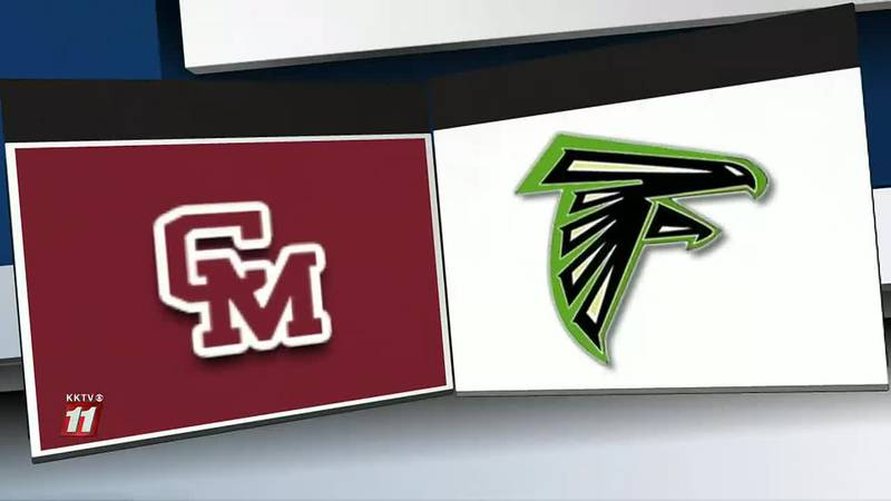 Friday football highlights in Southern Colorado!