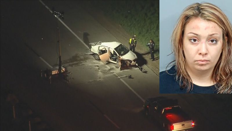 Police respond to the scene of a deadly crash at I-76 and Bromley Lane in Brighton.  A mugshot...