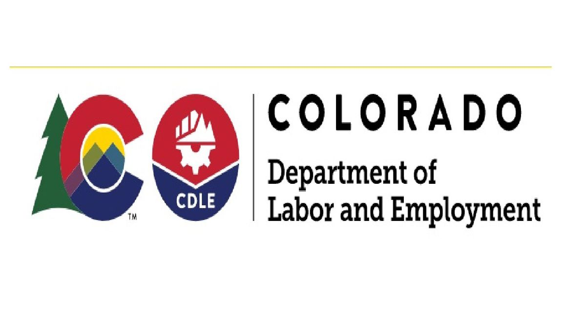 Colorado Department of Labor and Employment.