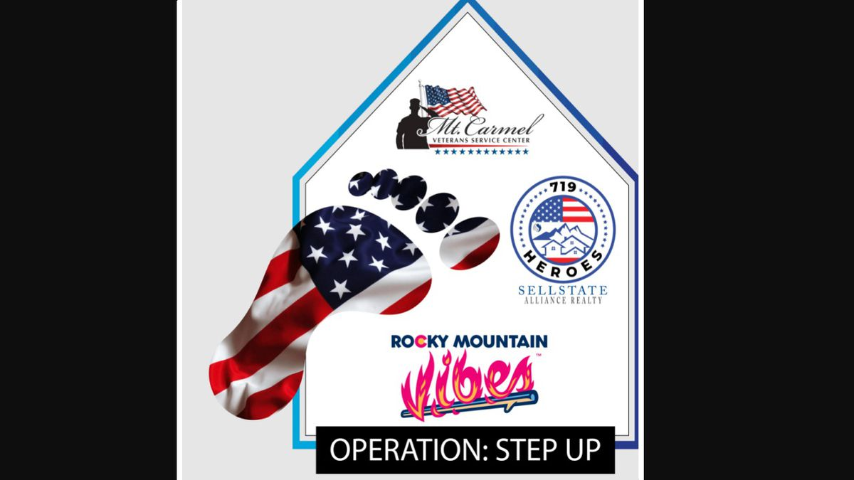 Operation: Step Up