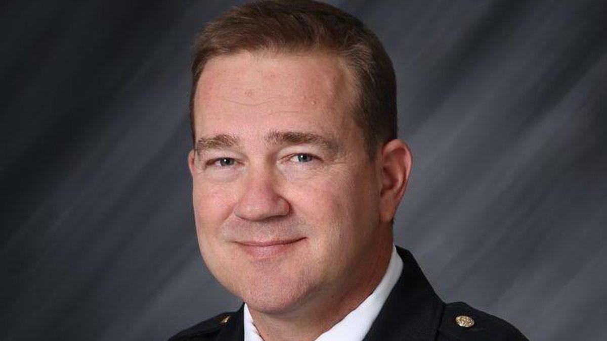 Police Chief Brian Churchill