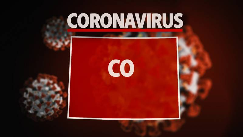 Coronavirus in Colorado.
