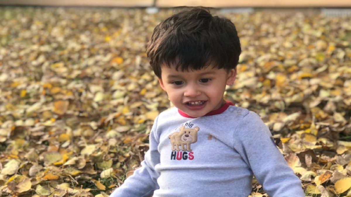 Photo of missing 3-year-old Sebastian Castro from the Eagle County Sheriff's Office.