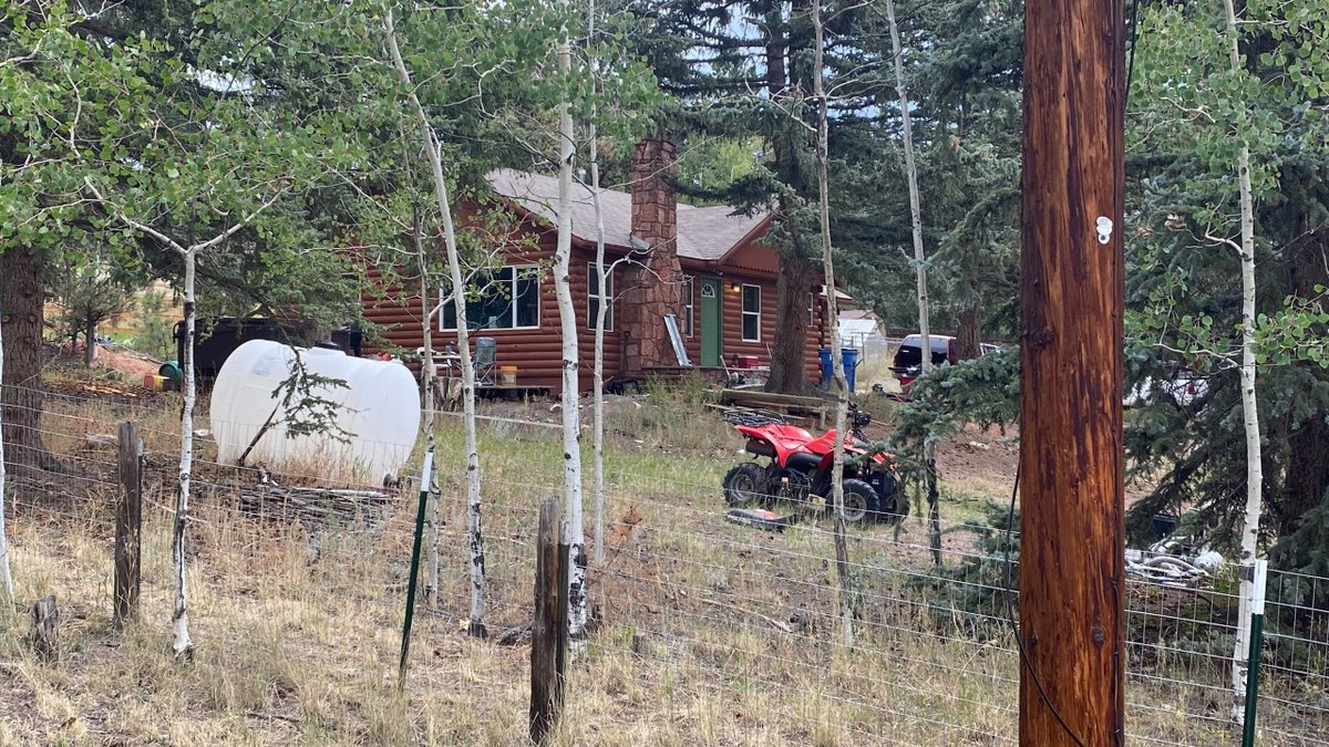 Teller County Sheriff's Office detectives with the assistance of CBI are investigating a dead...