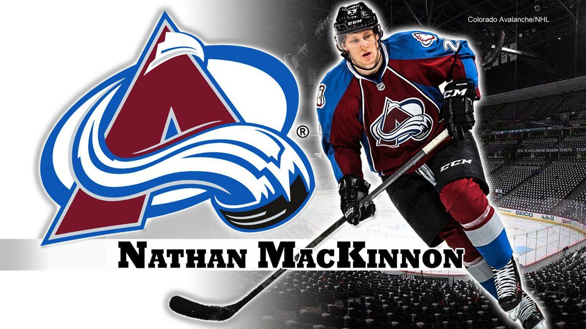 Nathan MacKinnon- Colorado Avalanche