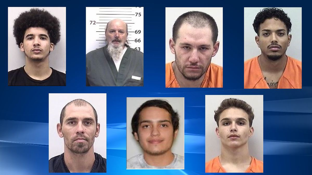 Monday's Most Wanted for April 12, 2021.