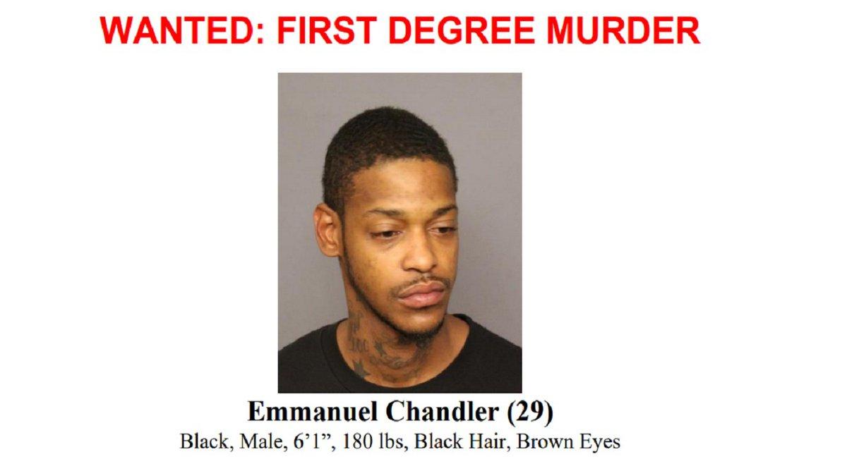 Suspect in Denver homicide.
