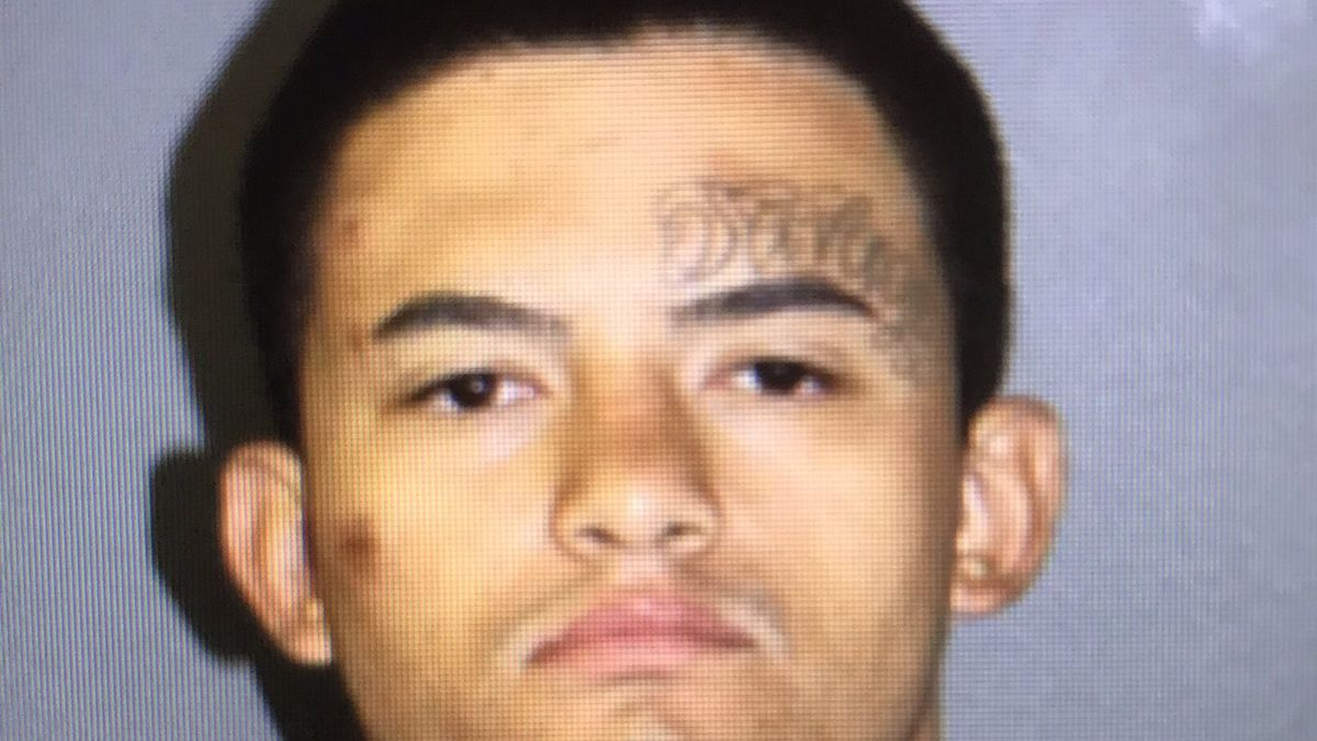 Bobby Michael Trujillo, suspected of multiple crimes in Pueblo, was arrested early on the morning of Aug. 8, 2020.