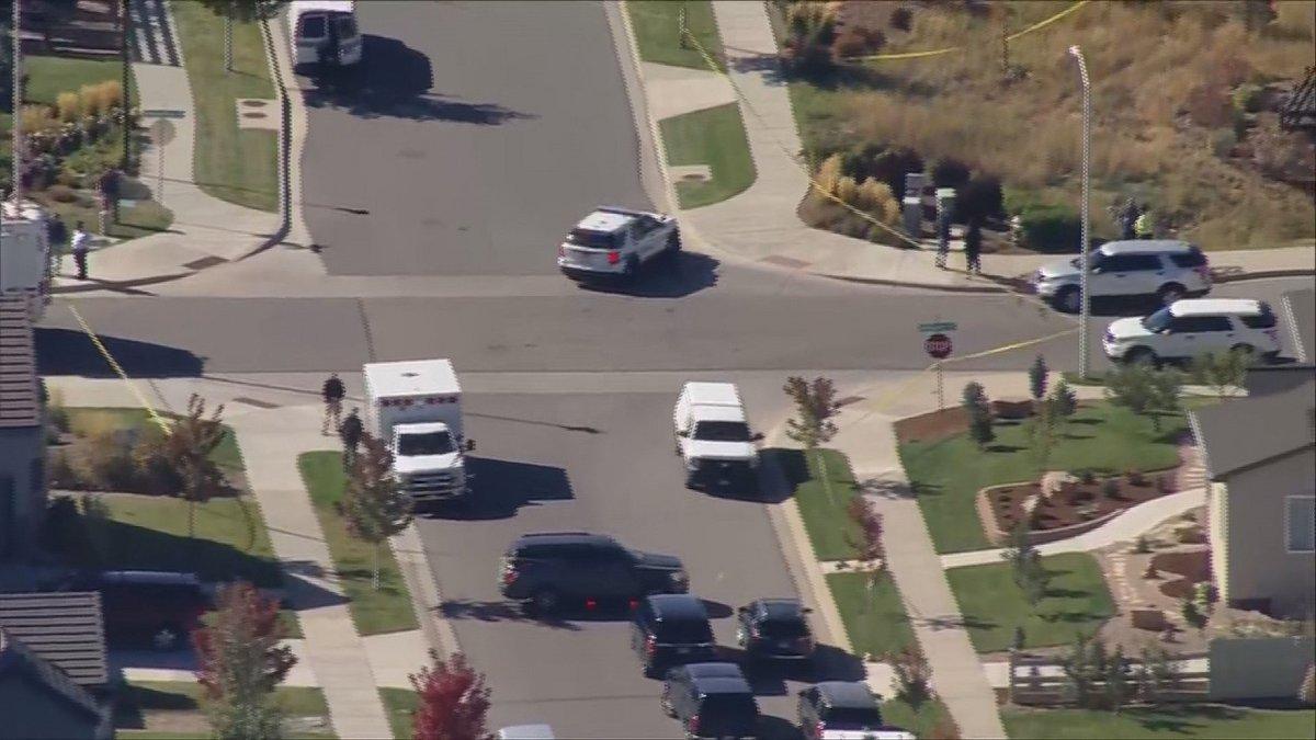 Postal worker killed in Colorado 10/13/21