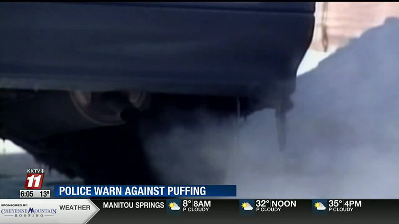 POLICE: Unattended, heating-up cars get stolen