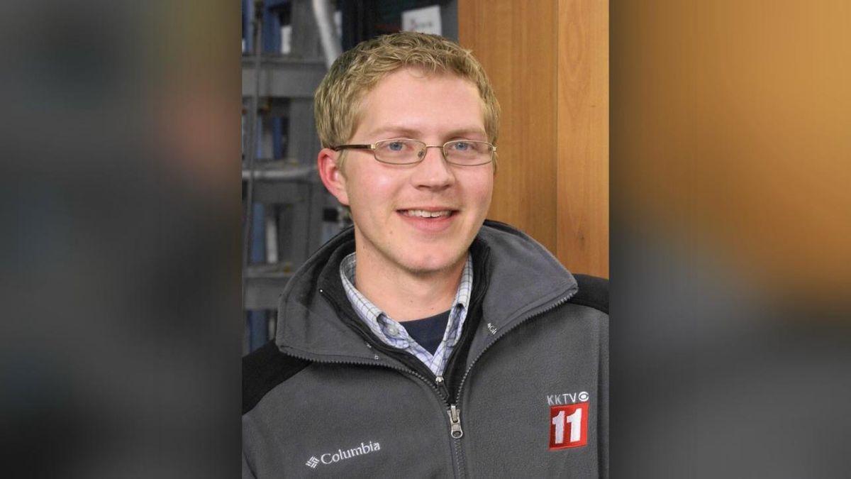 KKTV 11 News reporter Dustin Cuzick