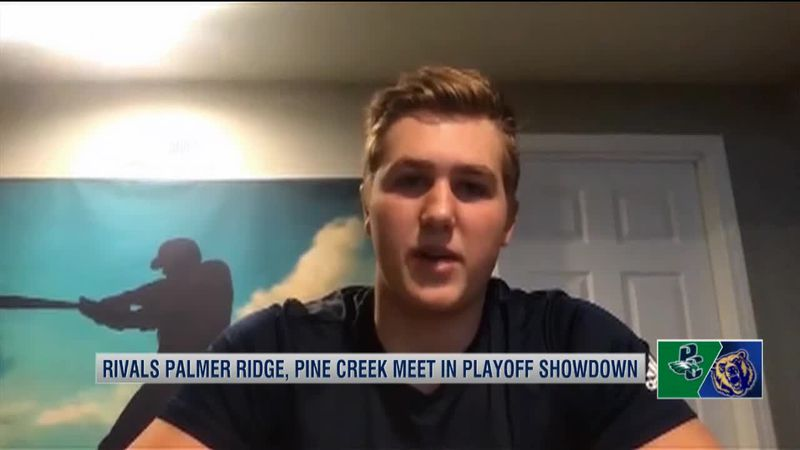 PINE CREEK VS PALMER RIDGE
