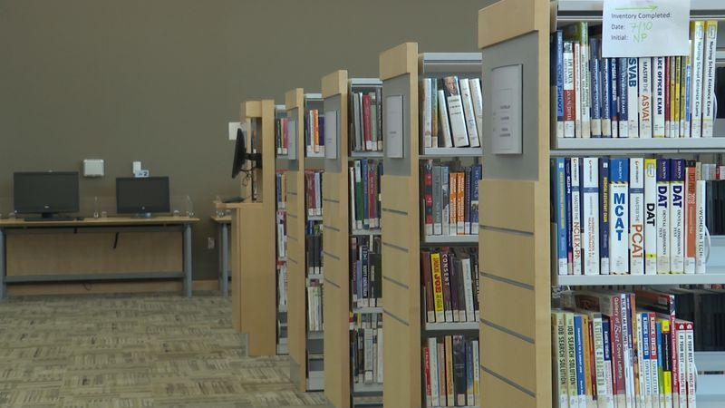Libraries are asking for more federal funding to help them during the coronavirus pandemic.