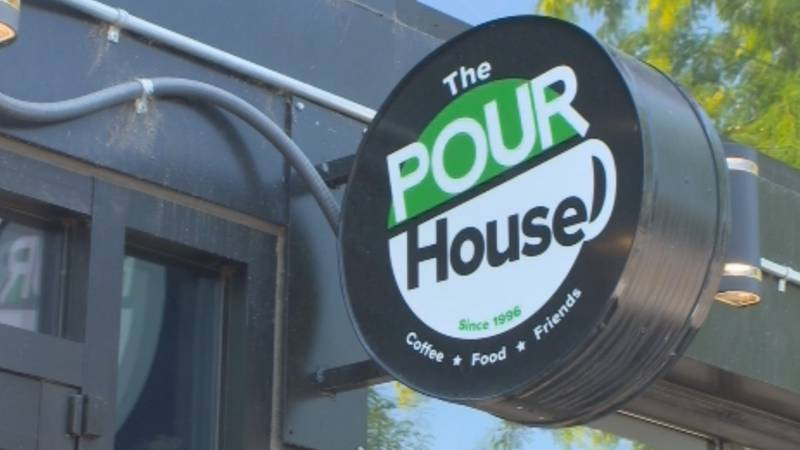 Pour House in Florence, Colorado