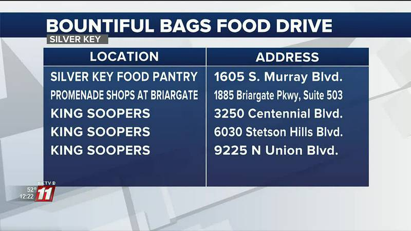 Bountiful Bags Food Drive