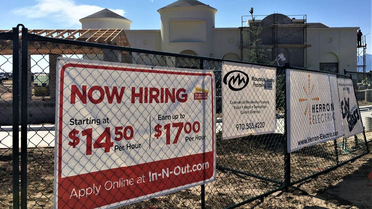 In-N-Out has started taking applications for its first Colorado Springs restaurant near Voyager and Interquest.