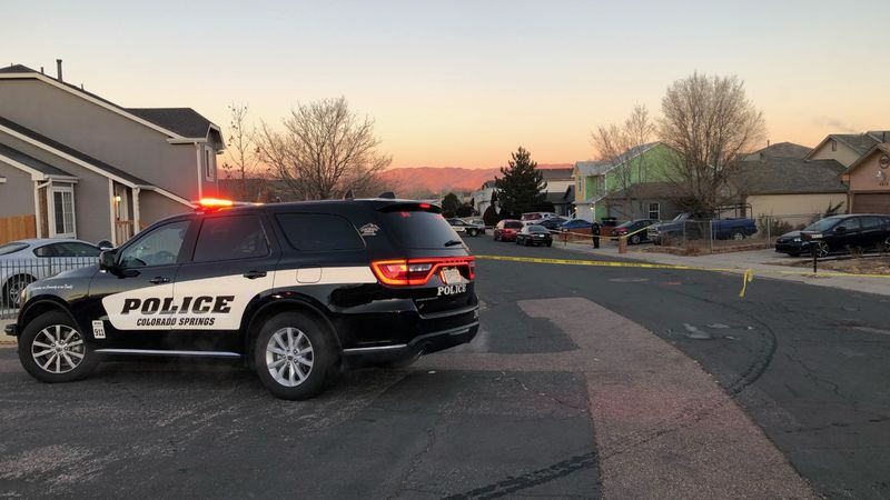 Colorado Springs Police is investigating after a man was found dead near the 4700 block of Jet...