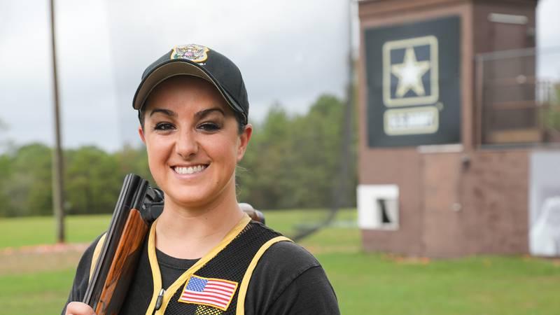 Colorado Springs native headed to Tokyo as a member of Team USA in women's Olympic skeet.