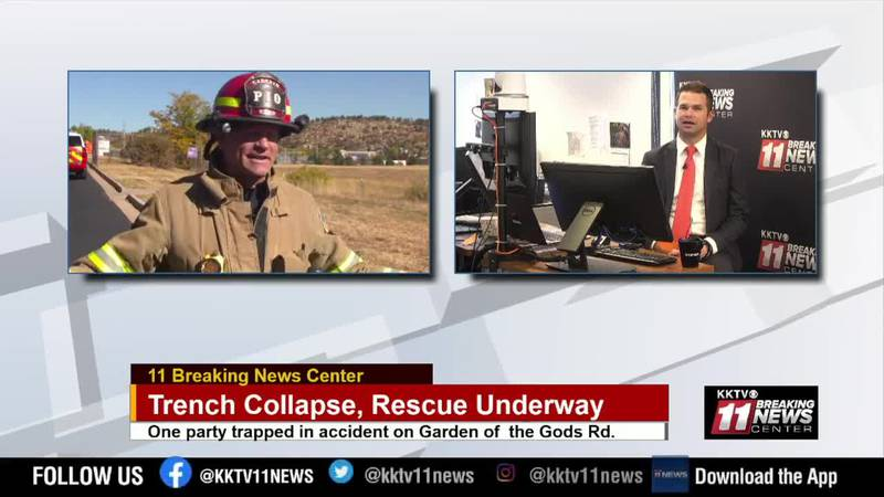 trench rescue update