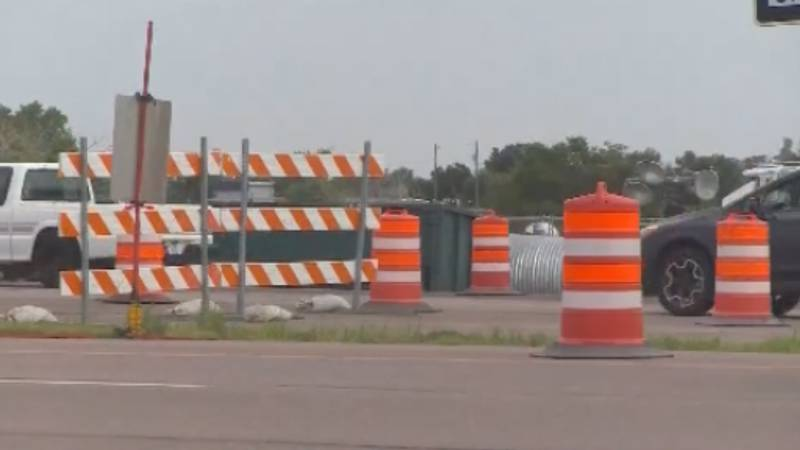 El Paso County Public Works is monitoring a current shortage of asphalt that has delayed some...