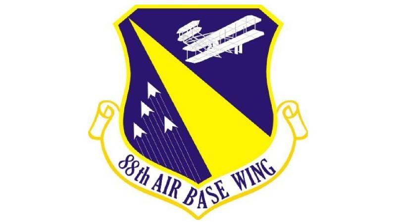 88th Air Base Wing Logo.