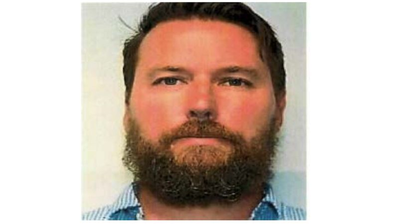 This August 2019 driver's license photo of Klete Keller was used to identify him, according to...