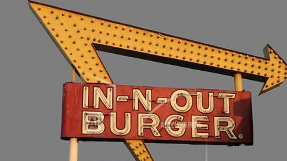 In-N-Out Image Courtesy of AP IMAGES